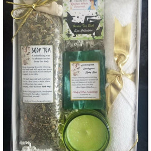 Body Tea Bath Gift Box