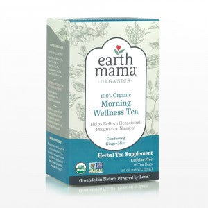 Earth Mama® Organic Morning Wellness Tea