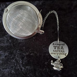 Fancy Tea Steeping Balls