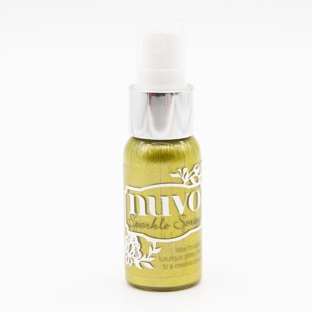 Nuvo - Sparkle Spray - Frosted Lemon - 1666N