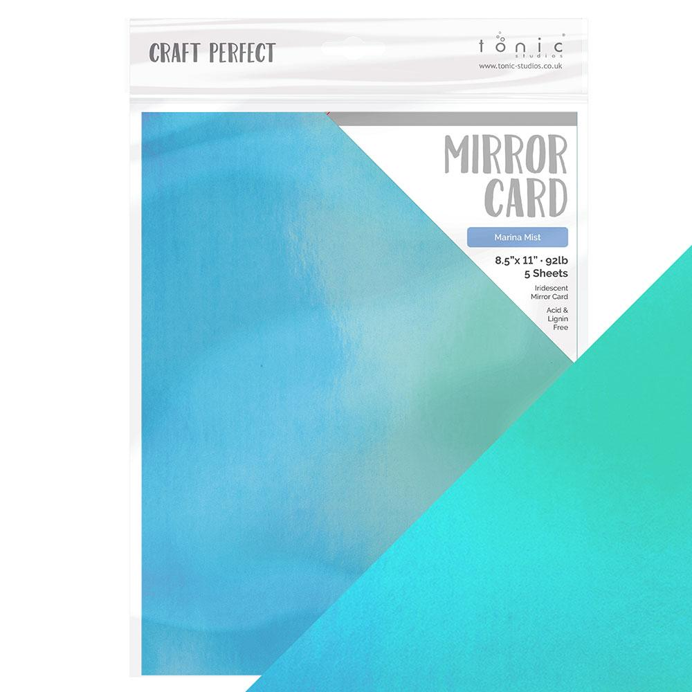 Craft Perfect - Iridescent Mirror Card 8.5