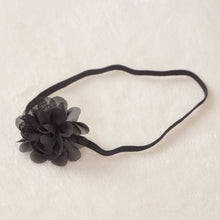Load image into Gallery viewer, Chiffon Flower Headband
