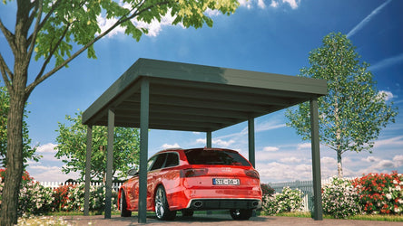 Steda Carport Konfiguration