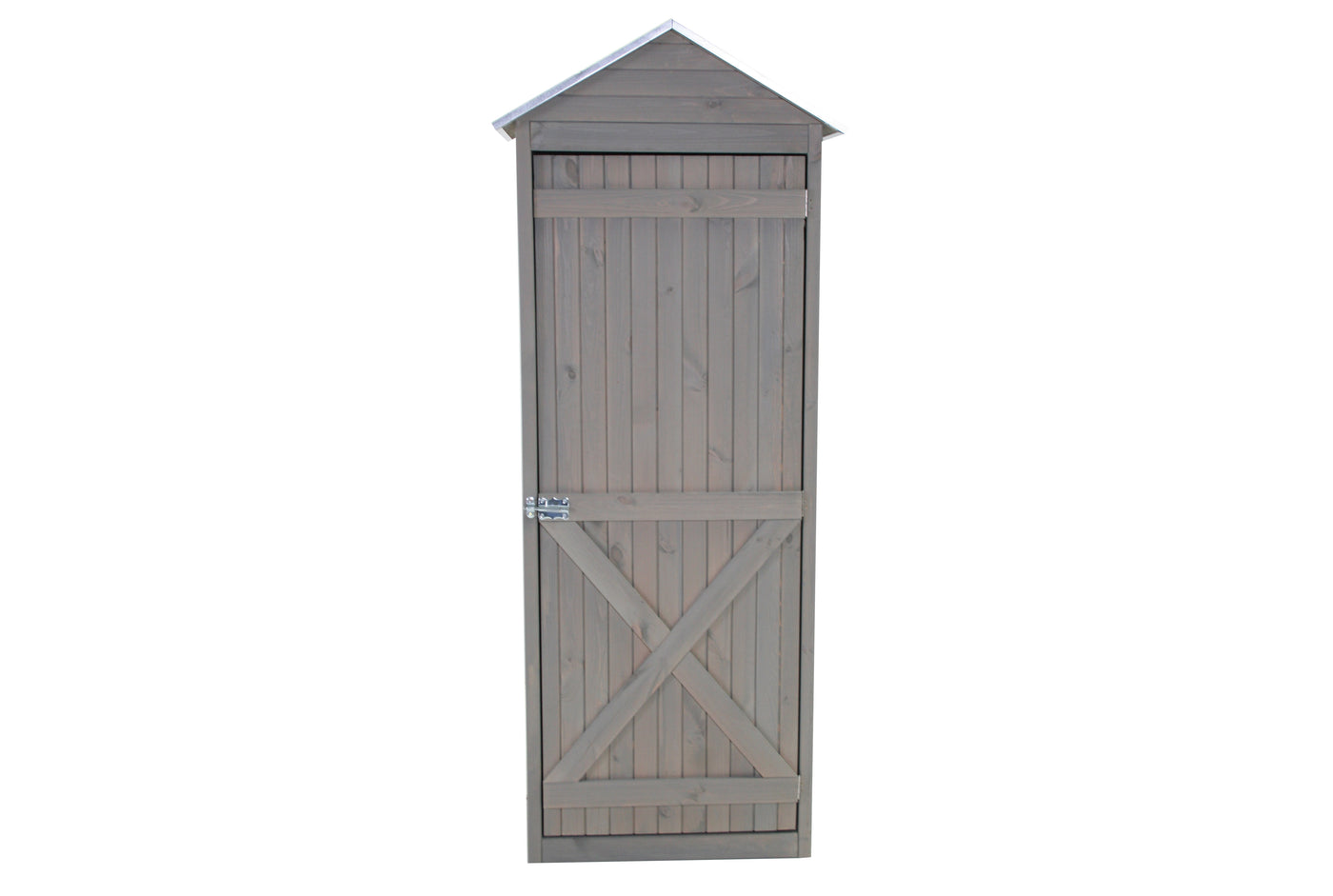 Garden Toolshed Grey