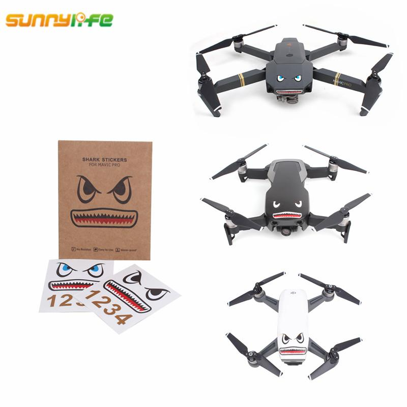 Skin Decals Sticker Siorcanna do DJI Mavic