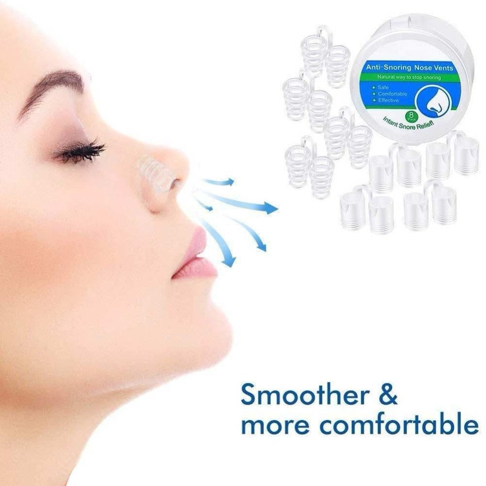 Anti Snore Breathe Aid Kit