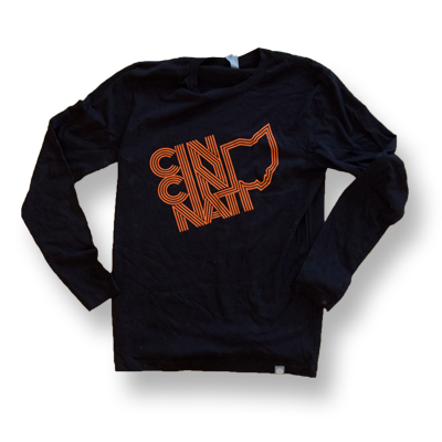 Cincinnati Long Sleeve
