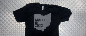 Made in Ohio Black