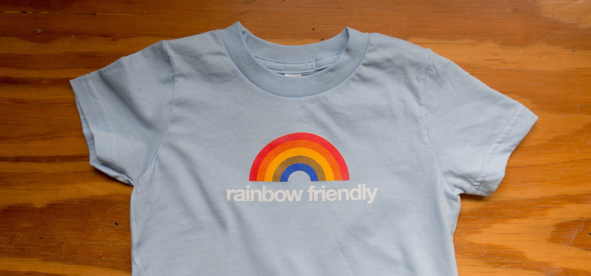 Rainbow Friendly
