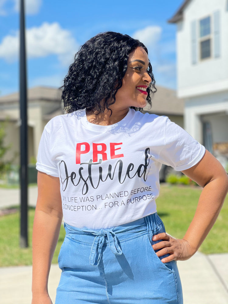 CC- Pre-Destined Women T-Shirt
