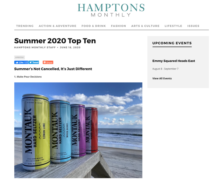 Hamptons Monthly Press