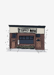 Supply House Print