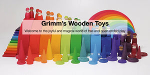 Grimm's Wooden Toys in Malaysia by Bueno Blocks