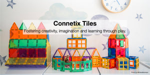 Connetix Tiles Magnetic Tiles in Malaysia by Bueno Blocks
