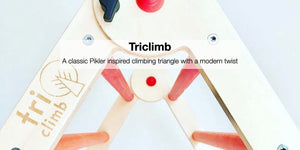 Triclimb Pikler Triangle in Malaysia by Bueno Blocks