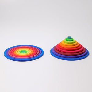 Grimm's Concentric Circles and Rings - Bueno Blocks