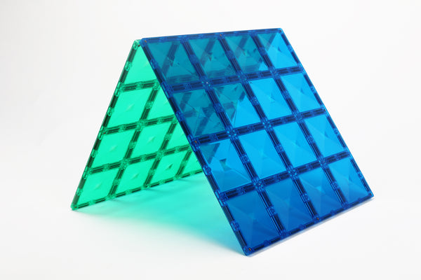 Connetix Tiles 2 Piece Base Plate Pack