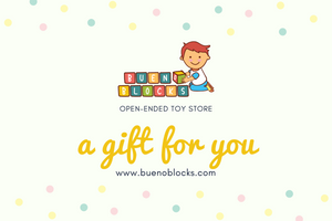 Gift Card - Bueno Blocks