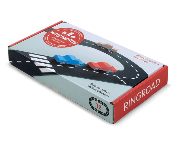Waytoplay Ringroad 12 pieces Malaysia - Bueno Blocks