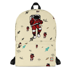 SPACE SPILL BACK PACK BY BOSS PLAYA APPAREL CoBackpack