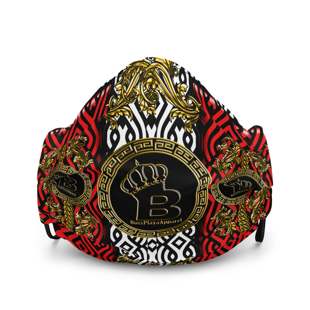 BP ROYAL CROWN Premium face mask