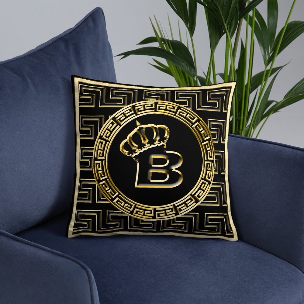 Boss Playa  Pillow