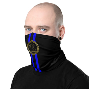 Boss Playa Blue&Black Neck Gaiter