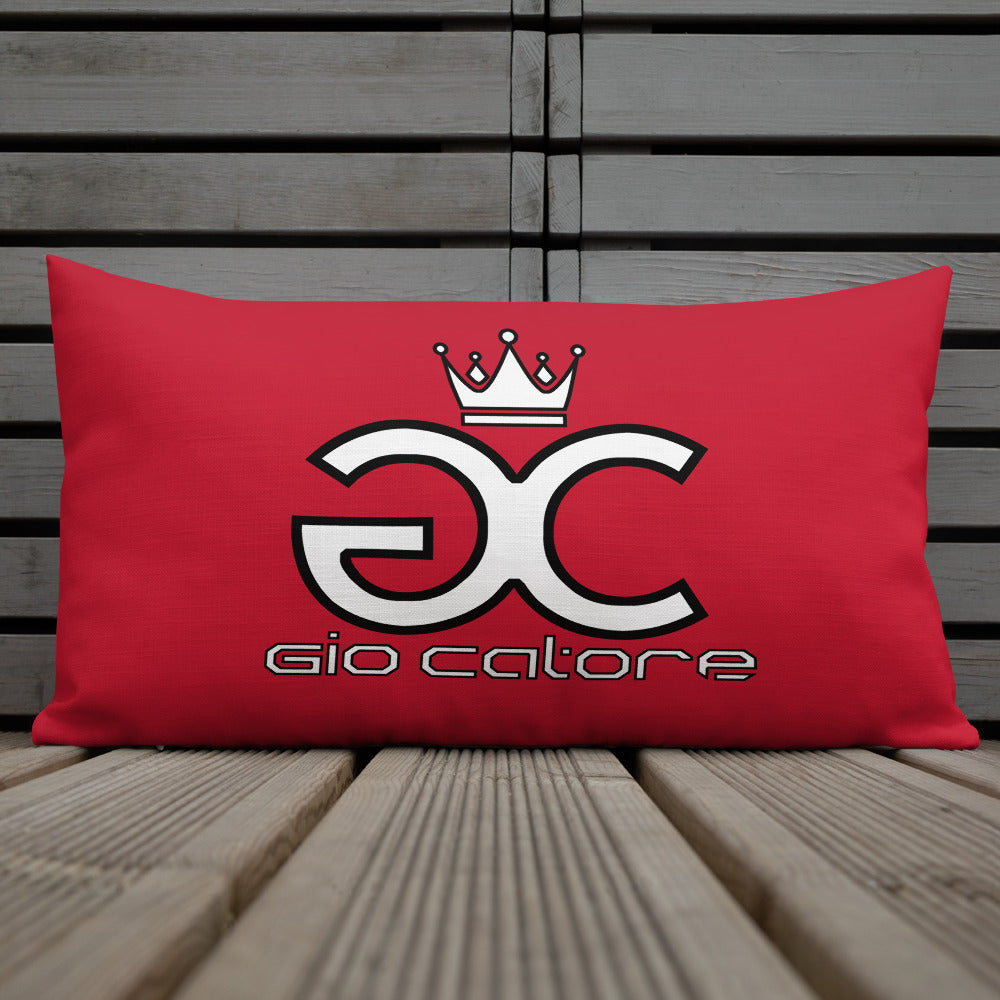 GioCatore Red Premium Pillow