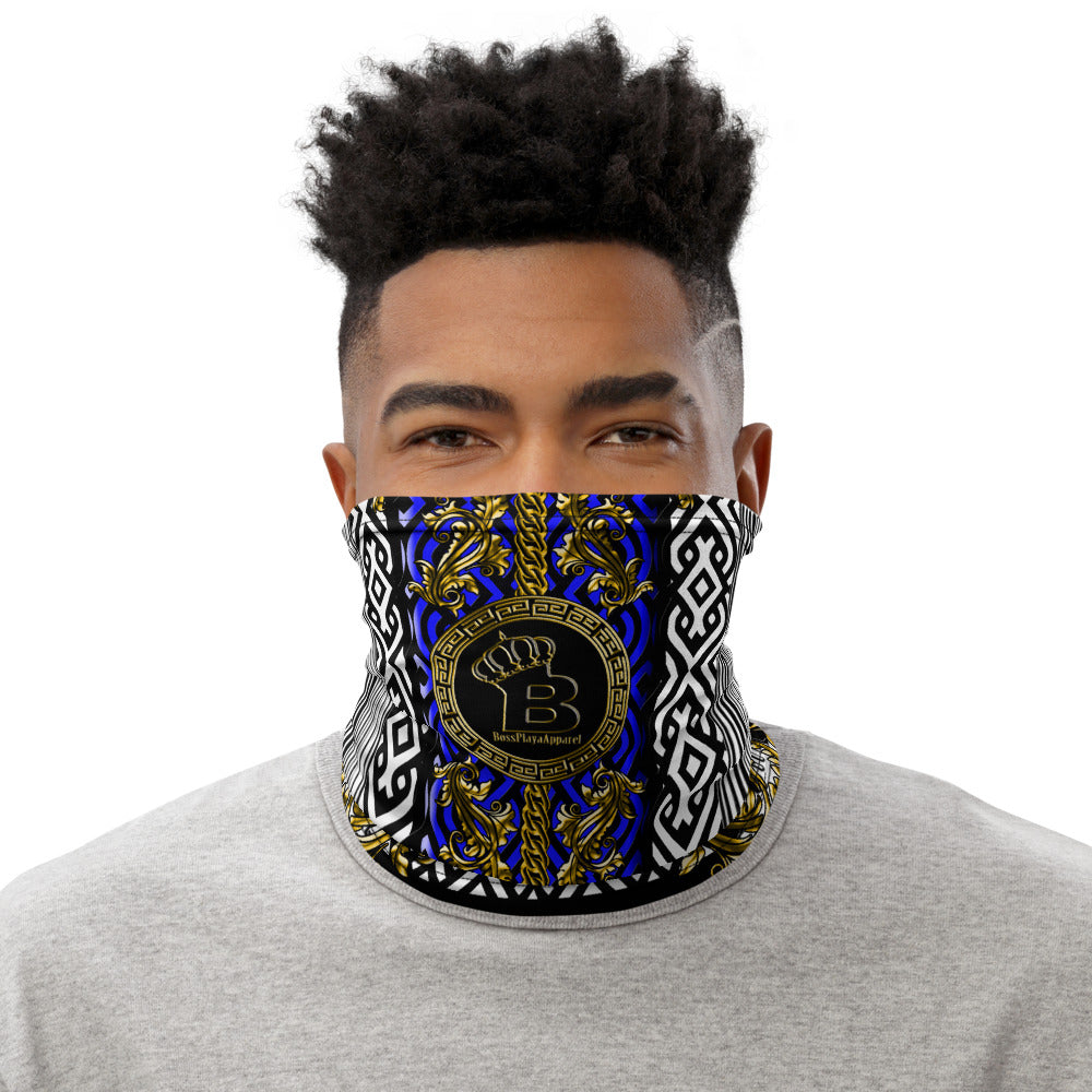 Blue Boss Playa Neck Gaiter