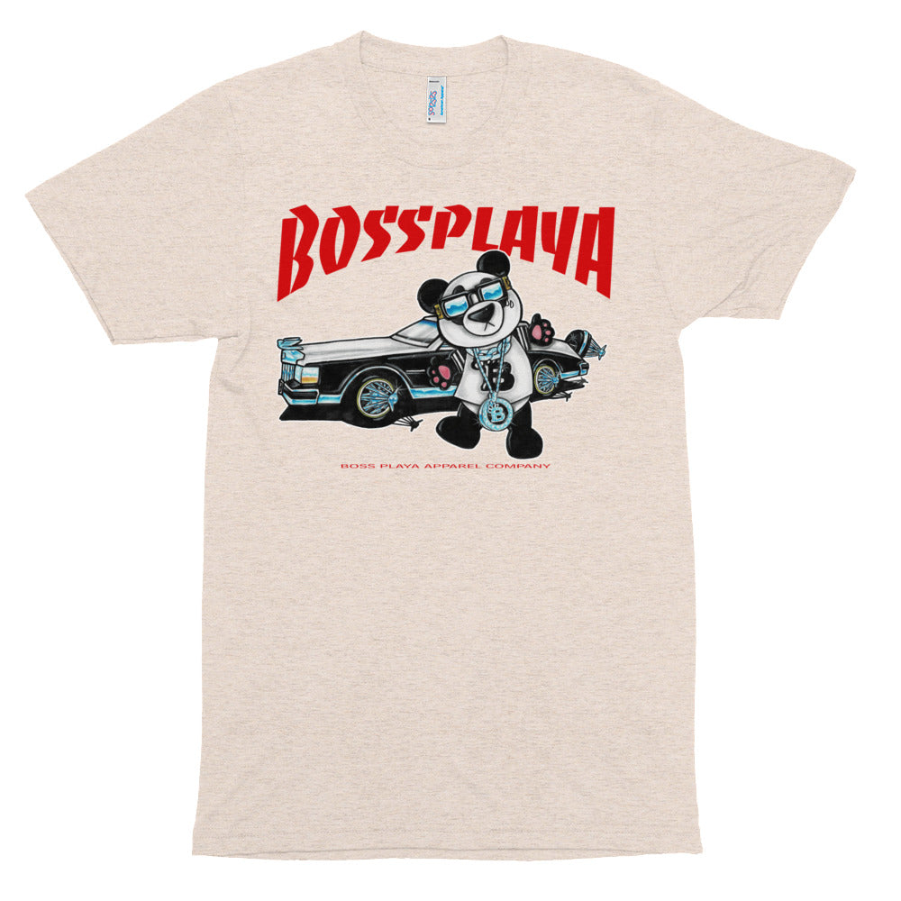 BOSS PLAYA SLAB SQUADE  TEE