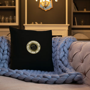 MARBLE PLATE Premium Pillow