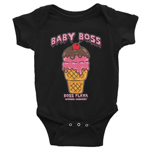 Boss Baby Ice Cream Infant Bodysuit
