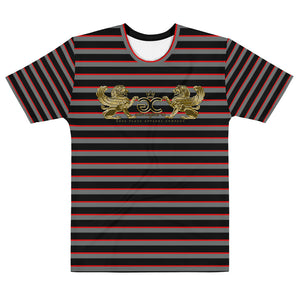 GIO CATORE GREY SKY WINGED LION Men's T-shirt