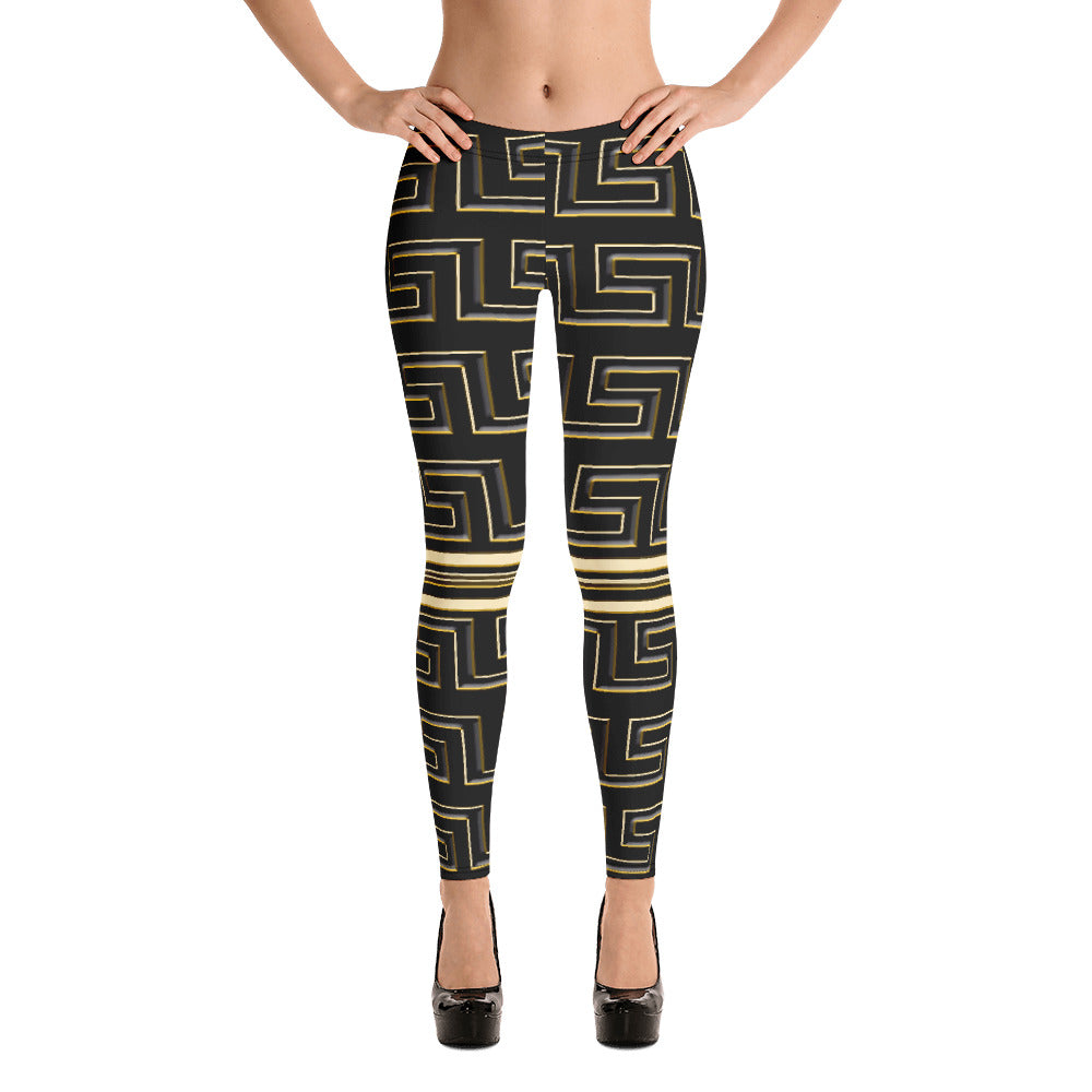 The Queen's BP Leggings (blk)