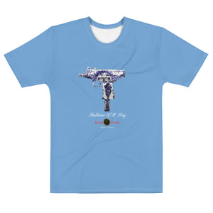 BABY BLUE AMBITIONS Men's T-shirt