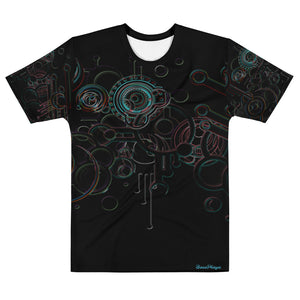 Crazy Splash Men's T-shirt