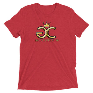 Gold GioCatore (By BossPlayaApparel) Short sleeve t-shirt