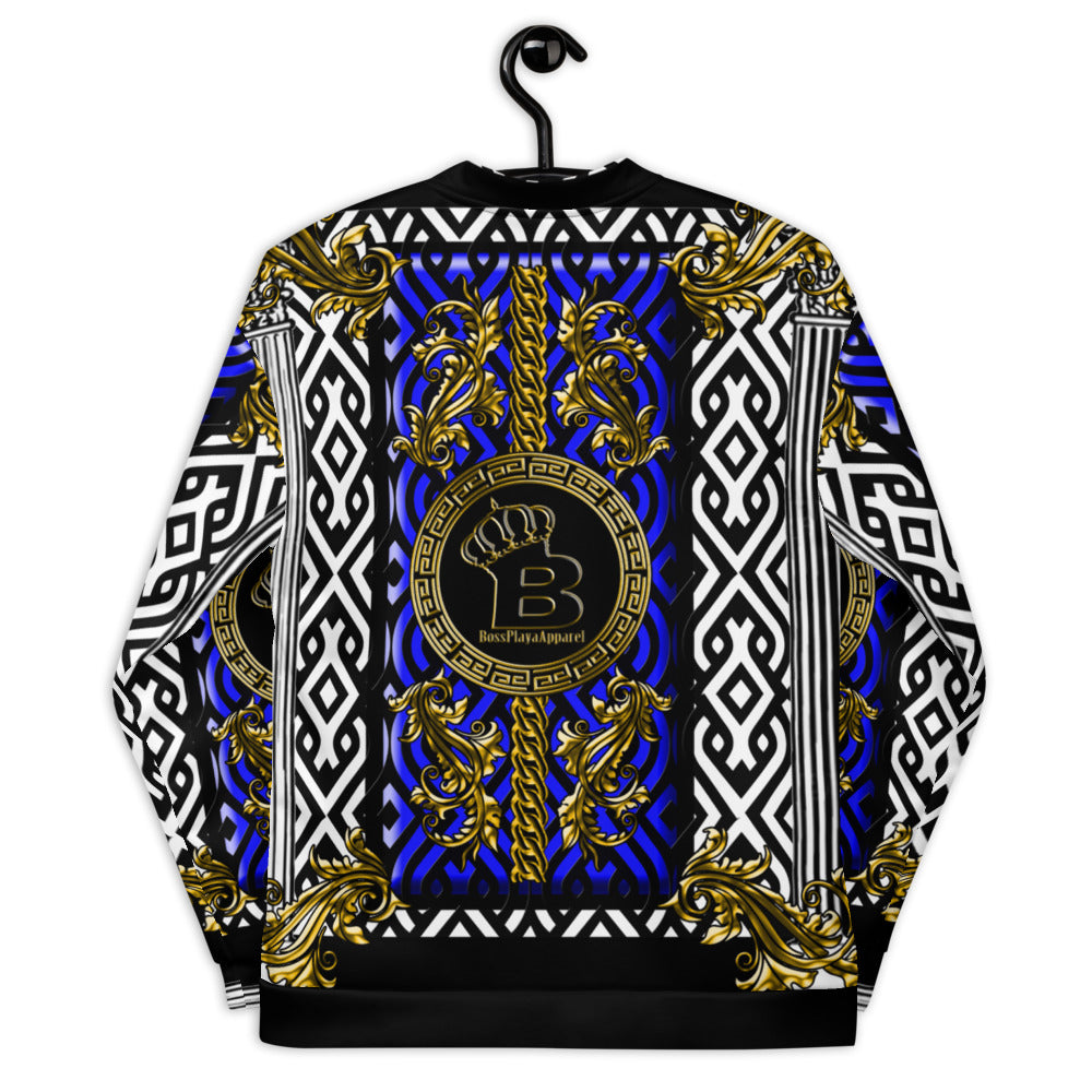 Clue King Bomber Jacket