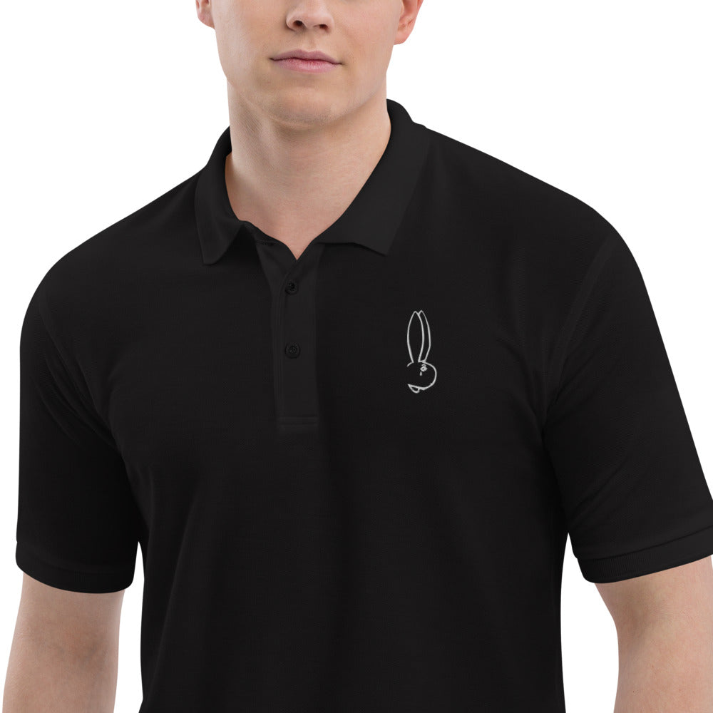 BP RABBIT Men's Premium Polo