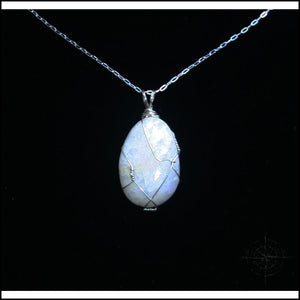 Cape May Diamond Pendant - Jewelry Hand Made