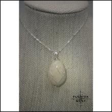 Load image into Gallery viewer, Cape May Diamond Pendant - Jewelry Hand Made