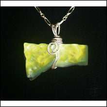 Load image into Gallery viewer, Opalescent Quartz Necklace - Jewelry Hand Made