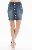 Jane KanCan Denim Skirt