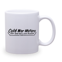 "Load image into Gallery viewer, CWMC ""Same Old Shit"" White Mug"