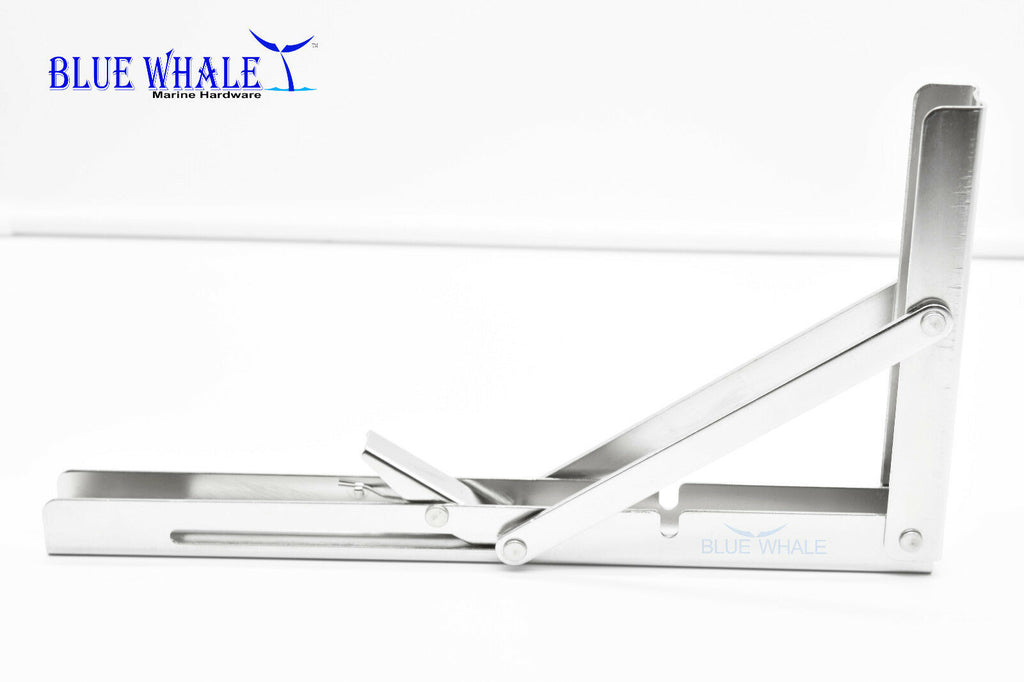 Table Bracket -Short Release Arm folding shelf bracket