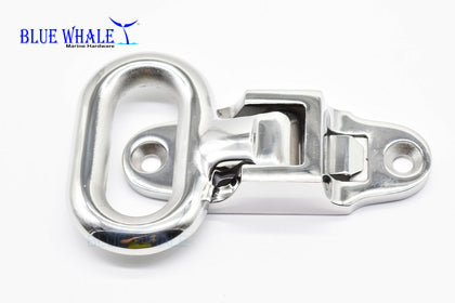 Buy Heavy Duty Locking Pin and Carabiner Hook | Locking Carabiner Snap Hook - Blue Whale Marine Hardware