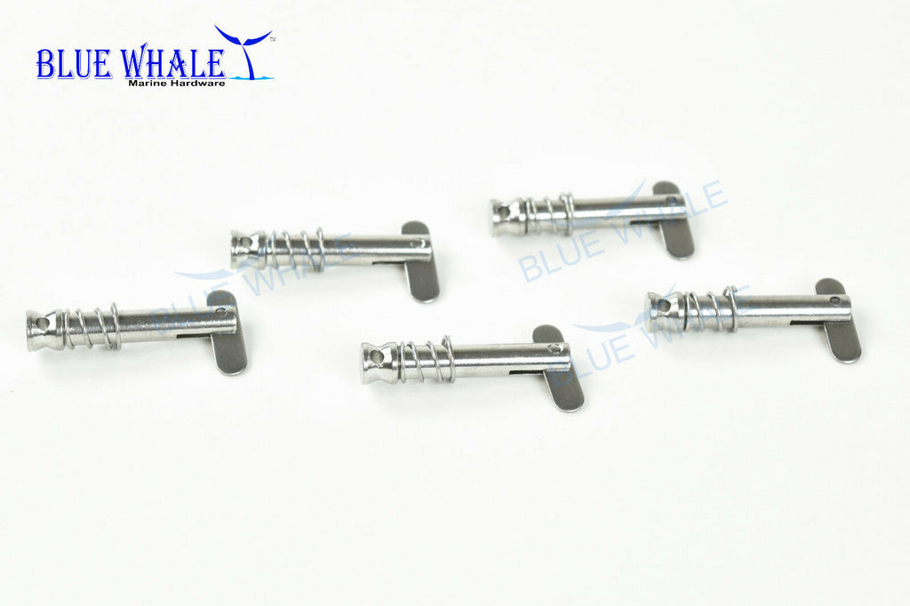 5PCS 316 S.S. Quick Release Pins for Bimini Top BL22585033