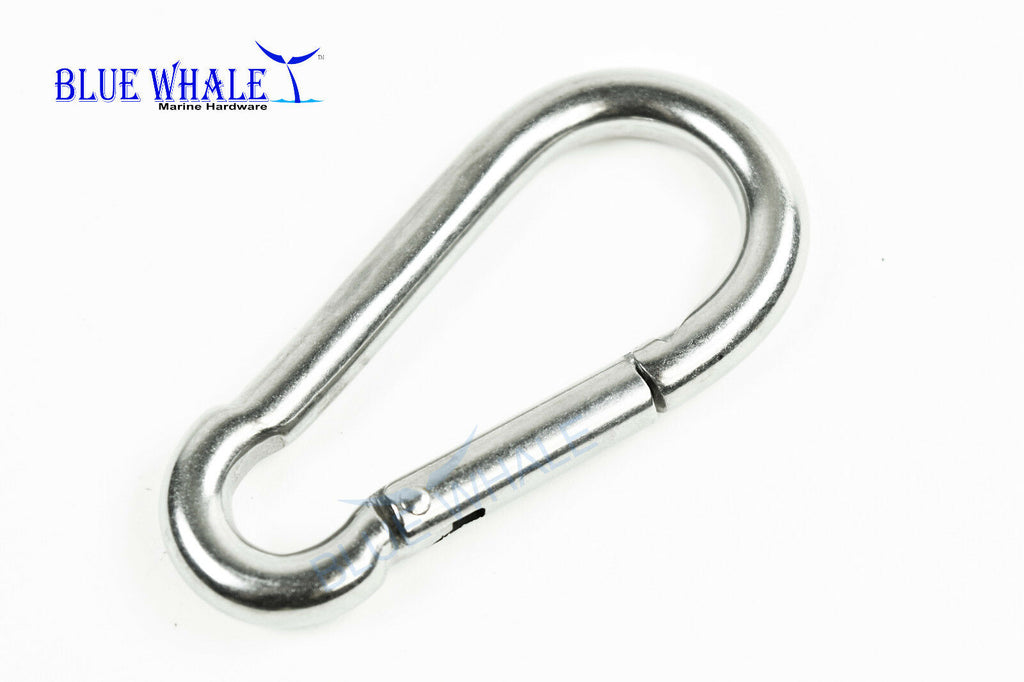 "316 S.S. Carabiner Snap Hook (B: 2-3/8"") USA BL31520694"