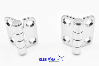Door Strap Self Closing Hinges Carabiner Hooks and Latches - Blue Whale Marine Hardware