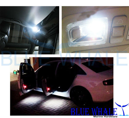 White COB Chip LED shop the best Light 578 led bulb festooned - Blue Whale Marine Hardware